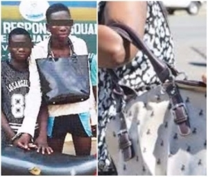 Notorious Bag-snatching Syndicate Arrested in Bayelsa State